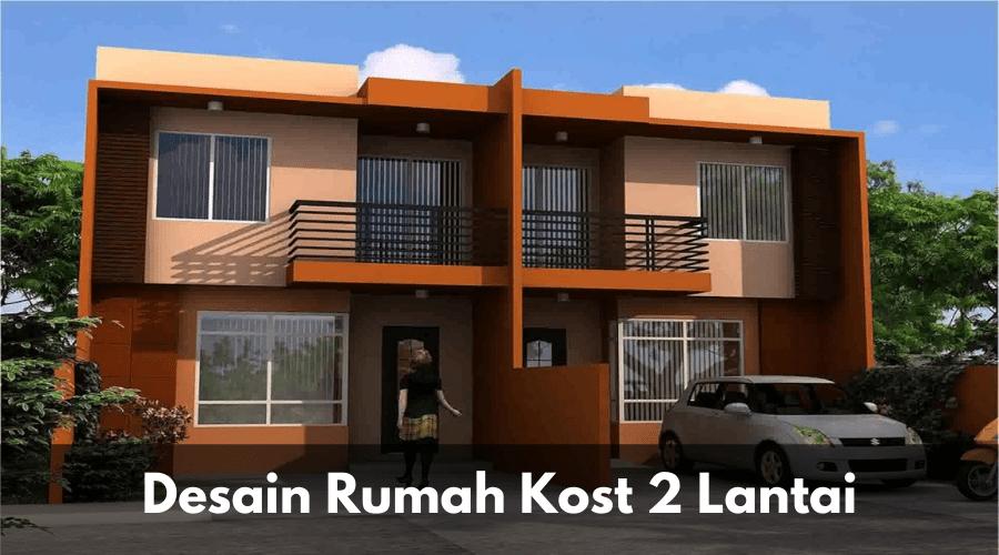 Desain Rumah 2 Lantai sinanarsitek.com